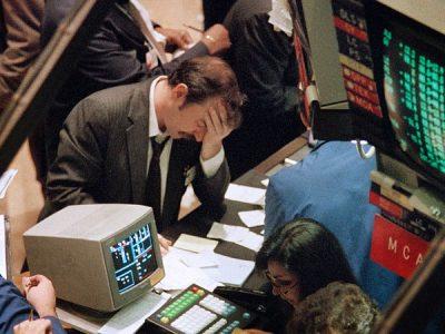 Black Monday en Wall Street