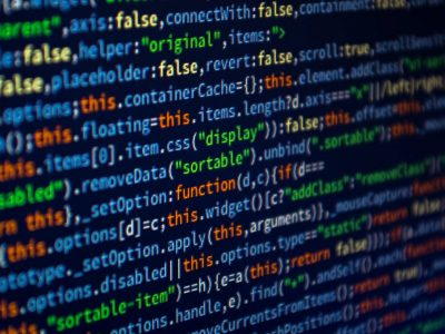 Código de software
