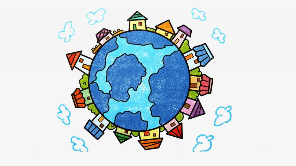 El mundo como aldea global