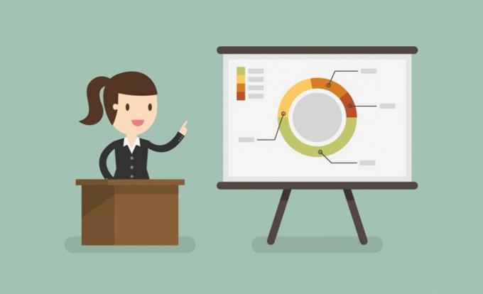 La efectividad en las presentaciones orales
