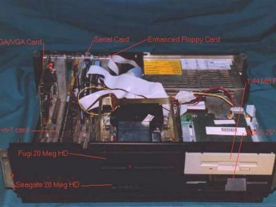 La IBM PC XT original